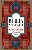 Bíblia sagrada King James atualizada Book Cover