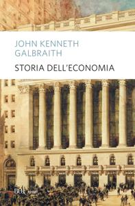 Storia dell'economia Copertina del libro