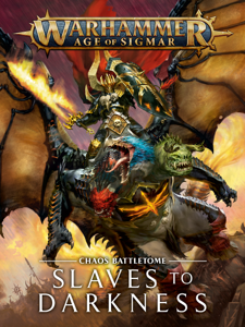 Battletome: Slaves To Darkness Couverture de livre