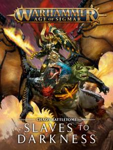 Battletome: Slaves To Darkness Couverture de livre