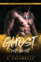 A. Zavarelli - Ghost – Der Geist artwork