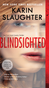 Blindsighted Book Cover