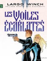 Largo Winch - Tome 22 - Les voiles écarlates ebook Download