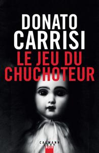 Le Jeu du Chuchoteur La couverture du livre martien