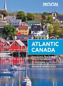 Moon Atlantic Canada - Andrew Hempstead