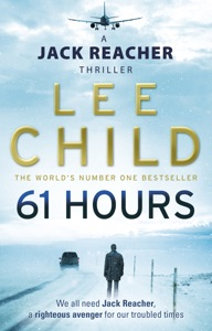 61 Hours Book Cover