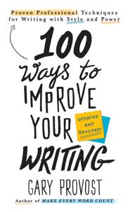 100 Ways to Improve Your Writing (Updated) Boekomslag