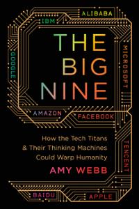 The Big Nine Copertina del libro