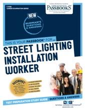 Street Lighting Installation Worker