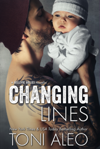 Changing Lines Cover Book