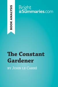 The Constant Gardener by John le Carré (Book Analysis) Copertina del libro