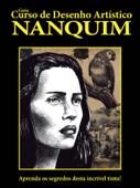 Guia Curso de Desenho Artístico Nanquim Ed 01 Book Cover