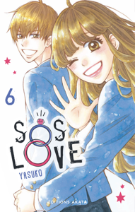 SOS Love - tome 6 La couverture du livre martien