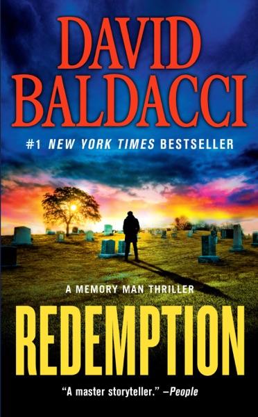 Redemption - David Baldacci book cover