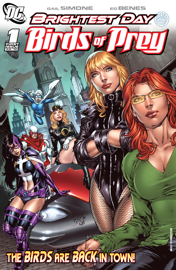 Birds of Prey (2010-) #1