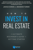 How to Invest in Real Estate Book Cover