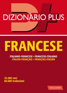 Dizionario francese plus Copertina del libro