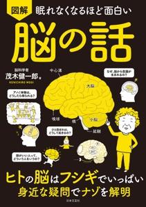 眠れなくなるほど面白い 図解 脳の話 Book Cover