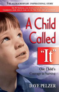 A Child Called It Book Cover