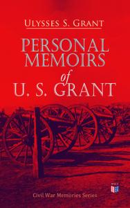 Personal Memoirs of U. S. Grant Cover Book