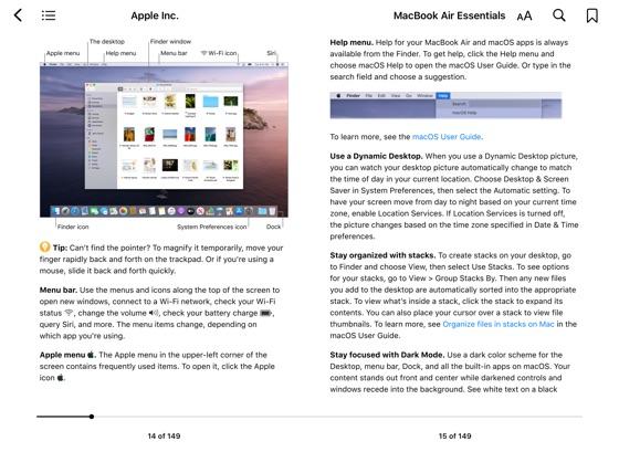 MacBook Air Essentials on Apple Books