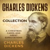 Charles Dickens Collection -  A Christmas Carol And Great Expectations