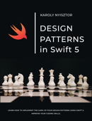 Design Patterns in Swift 5 Book Cover
