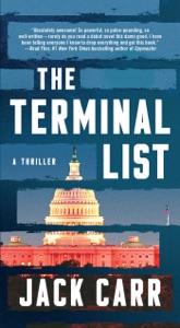 The Terminal List Book Cover