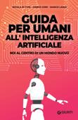Guida per umani all'intelligenza artificiale Book Cover