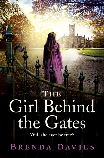 The Girl Behind the Gates by Brenda Davies