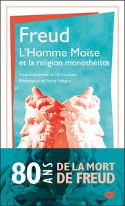 L'Homme Moïse et la religion monothéiste La couverture du livre martien