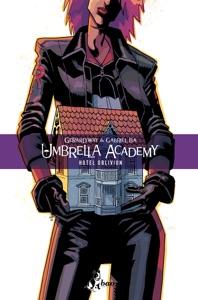 Umbrella Academy 3 Book Cover