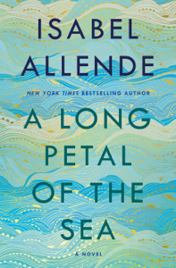 A Long Petal of the Sea Book Cover