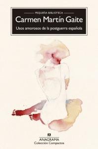 Usos amorosos de la postguerra española Book Cover