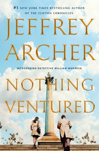 Nothing Ventured - Jeffrey Archer book cover