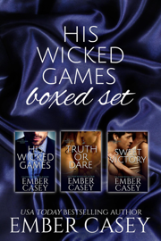 His Wicked Games Boxed Set: A Cunningham Family Bundle (Volume 1) - Ember Casey book summary