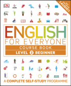 English for Everyone Course Book Level 2 Beginner Book Cover
