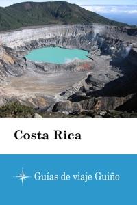 Costa Rica - Guías de viaje Guiño Book Cover
