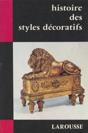 Histoire des styles décoratifs