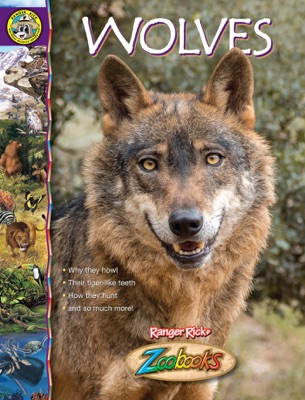 Zoobooks Wolves
