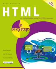 HTML In Easy Steps, 9th Edition