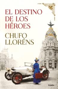 El destino de los héroes Book Cover