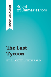 The Last Tycoon by F. Scott Fitzgerald (Book Analysis)