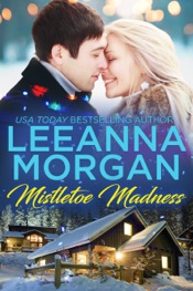 Download and Read Online Mistletoe Madness: A Sweet Small Town Christmas Romance (Santa's Secret Helpers, Book 2)