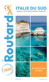 Guide du Routard Italie du Sud 2020