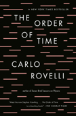 The Order of Time Book Cover
