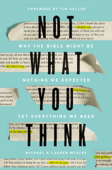 Not What You Think Book Cover