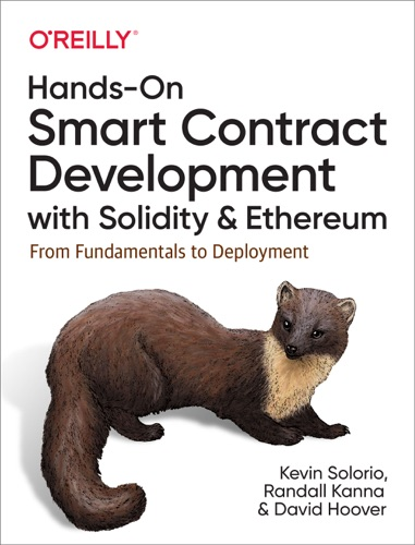 Hands-On Smart Contract Development with Solidity and Ethereum E-Book Download