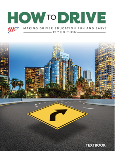 AAA How to Drive Book Cover