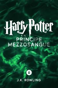 Harry Potter e il Principe Mezzosangue (Enhanced Edition) Book Cover